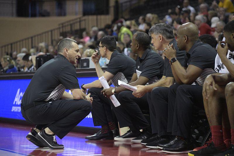 Assistant coaches benchboss