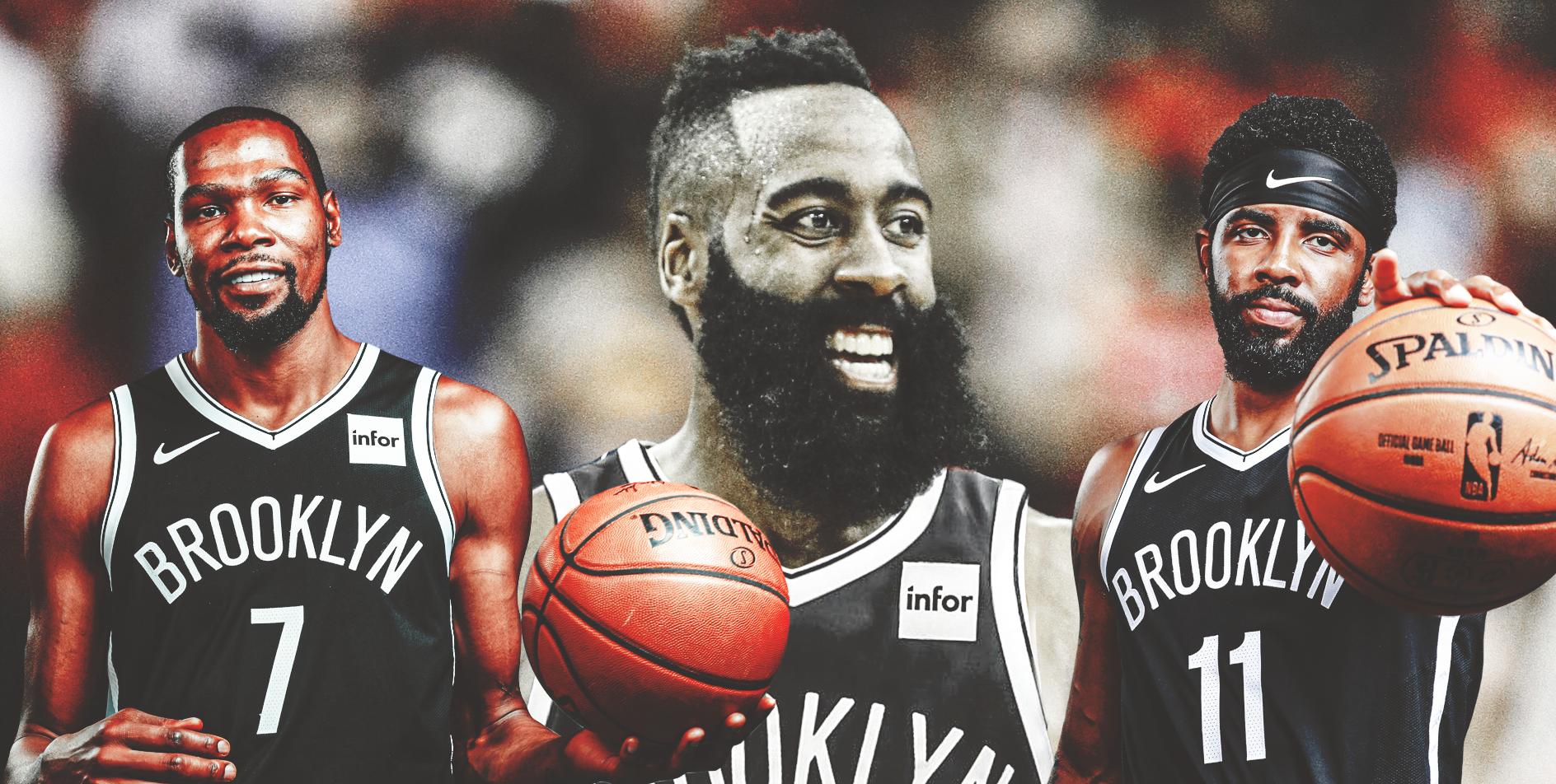 Brooklyn Nets Big 3