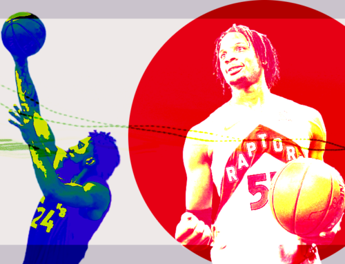 The Toronto Raptors Centres of Attention