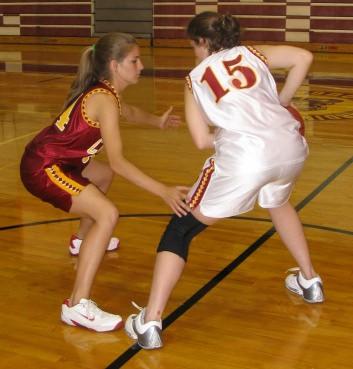 defense basketball